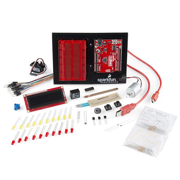 Sparkfun Inventors Kit V3