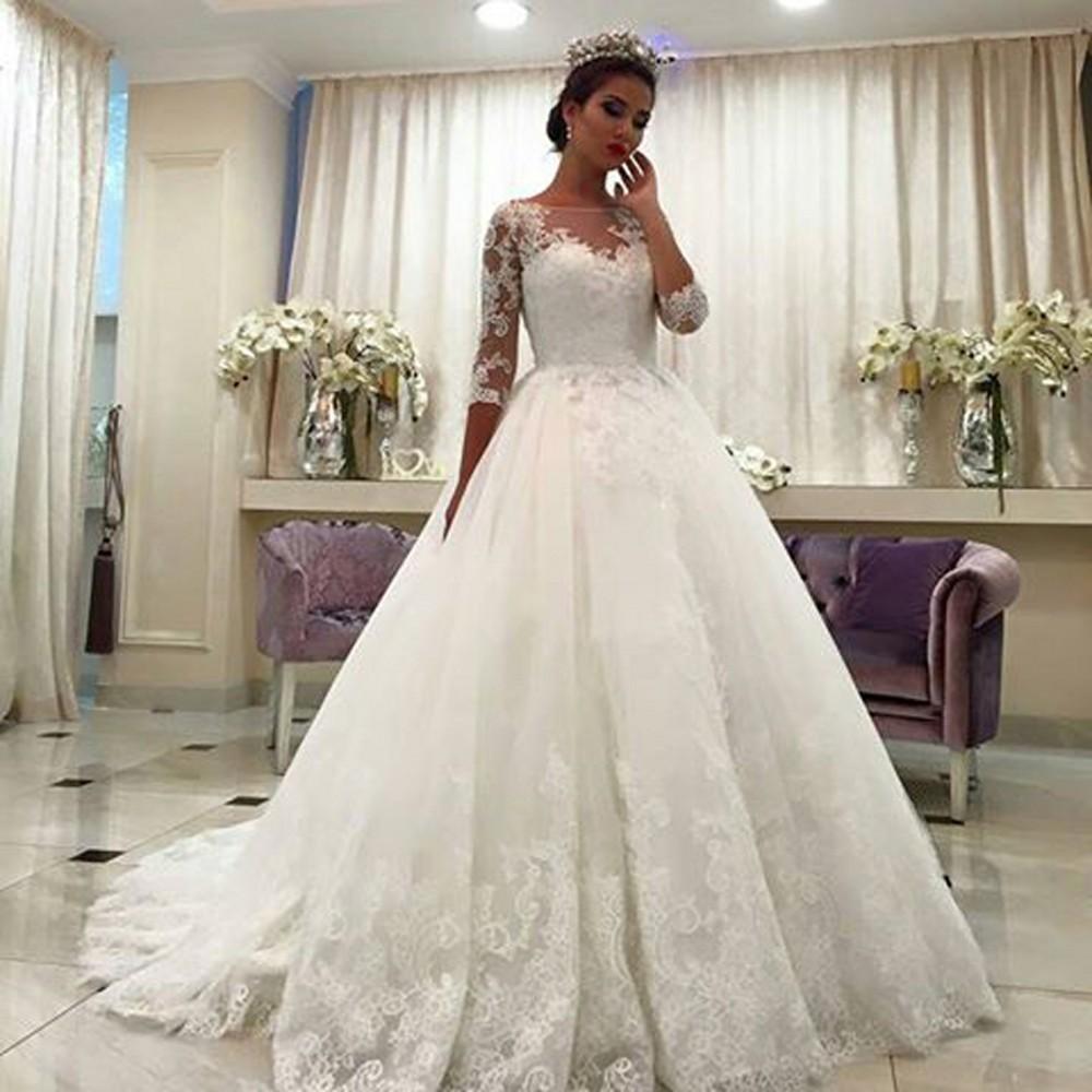 Fullsize Of Vintage Wedding Dress