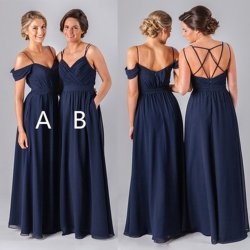 Small Of Long Bridesmaid Dresses