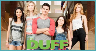 Top ten romantic movies 2015 The duff