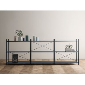 Top Ferm Living Punctual Shelving System Storage Units Modular Wall Shelving At Modular Wall Shelves Modular Wall Shelf Unit