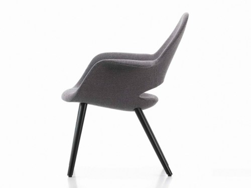 Medium Of Black Reading Chair