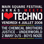 7/4 – Party in France – I Love Techno – Vote & Win!