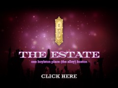 The Estate Boston – June Schedule – Boston, MA