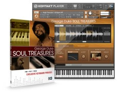 Native Instruments Introduces GEORGE DUKE SOUL TREASURES