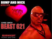 SILVERBACK P1. BEAST621 THE MAD MONK OF MIXING.