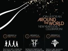 Crustacean Beverly Hills New Year's Eve Extravaganza – Around the World