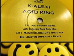 "K'Alexi "" ACID KING "" KK002"