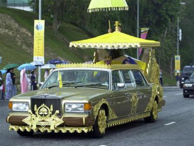 The Sultan of Brunei's Supercar Collection: $300,000,000 ...
