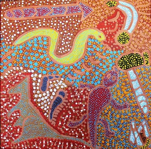 Dads Stories of the Dreamtime