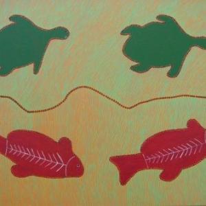 Turtles & Boneless Fish