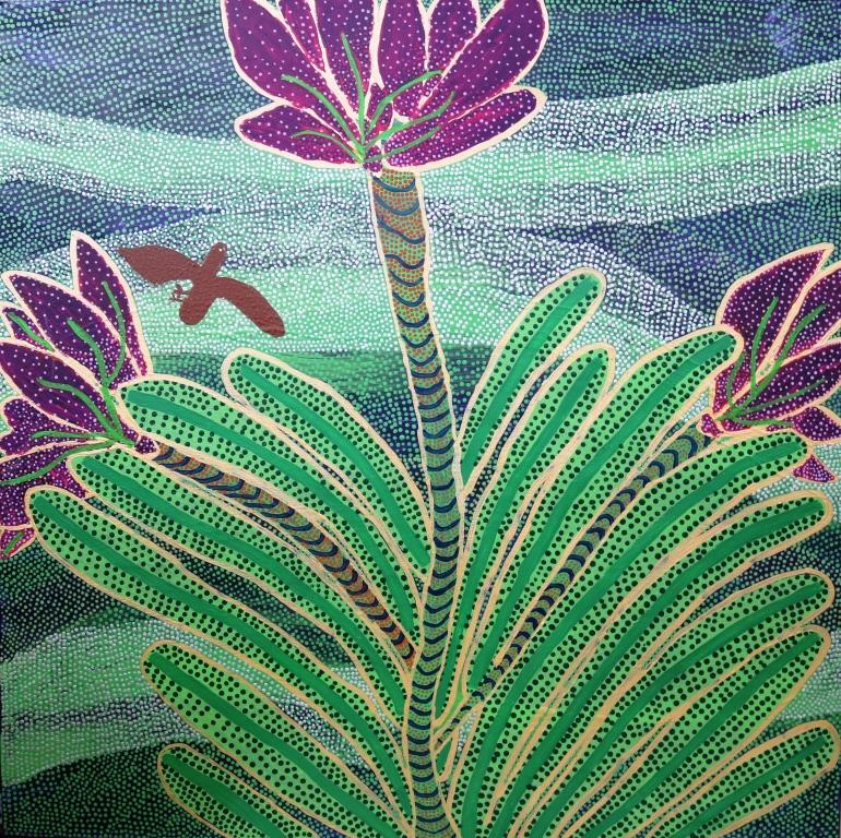 Large Gymea Lily com