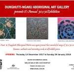 Invitation to our Annual 30 x 30 Exhibition