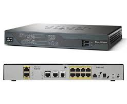 Cisco 880 Series Integrated Services Router