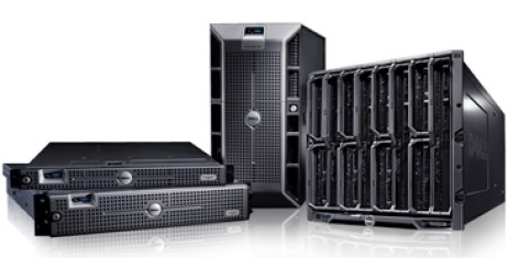 Dell and HP Servers