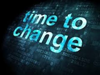 Change with the changing technology