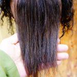 縮毛矯正と シャントリ使用方法♩