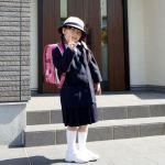 キィちゃん 小学生になる♩