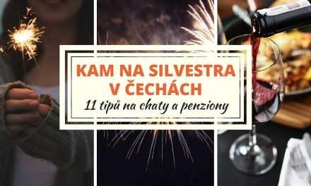 Kam na Silvestra v Čechách – 11 tipů na chaty, chalupy a penziony