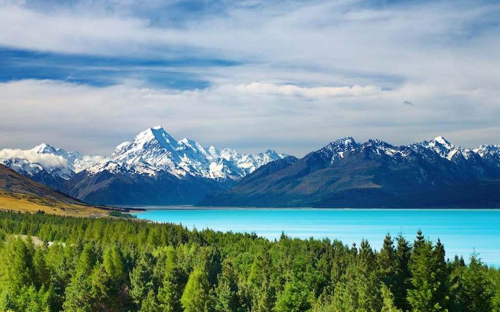 Letenky na Nový Zéland od 16 400 Kč