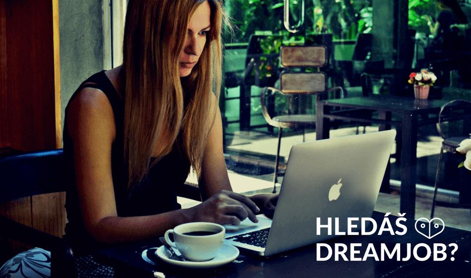 Chceš se stát digitálním nomádem? Hledám posilu do svýho online týmu