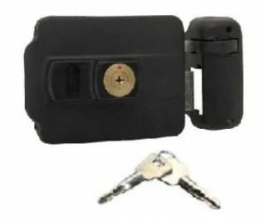 Tranca automática para porta e portão