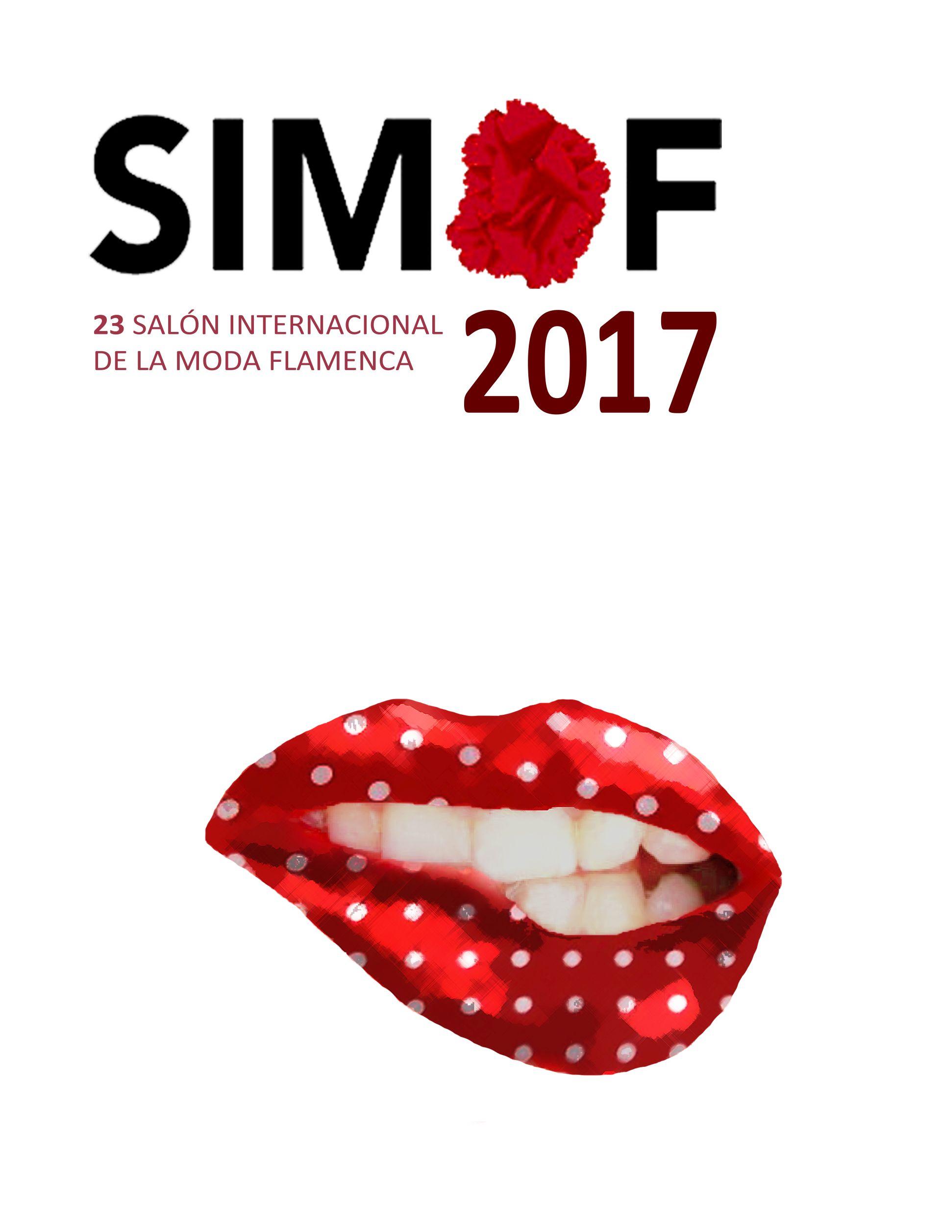 EL XXIII SALÓN INTERNACIONAL DE MODA FLAMENCA, SIMOF 2017, YA CUENTA CON EL CARTEL GANADOR QUE CONFIGURARÁ SU NUEVA IMAGEN