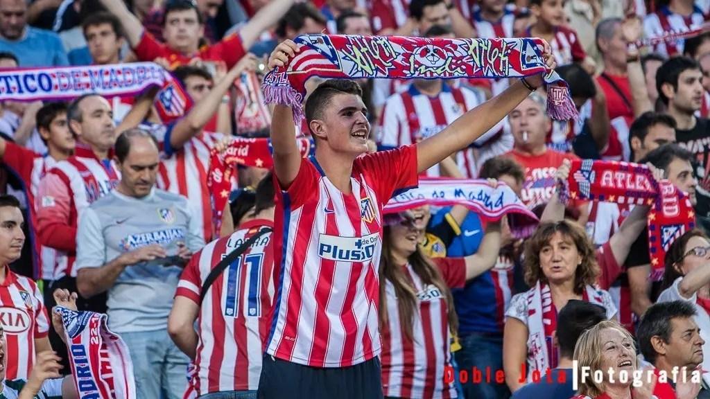 Partido Atlético de Madrid