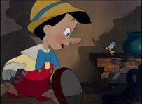 Pinocchio Blu-ray screen shot 5
