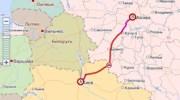 Расчет расстояний между населенными пунктами стран СНГ. Расчет оптимальных путей проезда