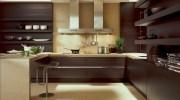 Дизайн интерьера: Кухни в стиле «Модерн»