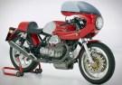 Moto Guzzi Le Mans 2 Classic Racer by Doc Jensen