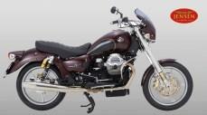 Moto Guzzi California EV by Doc Jensen Guzzi