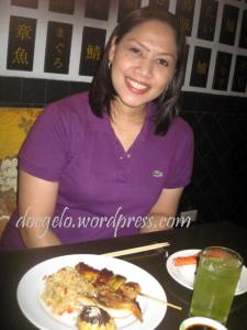 my lovely wife Tina to whom I share my life & my food enthusiasm.