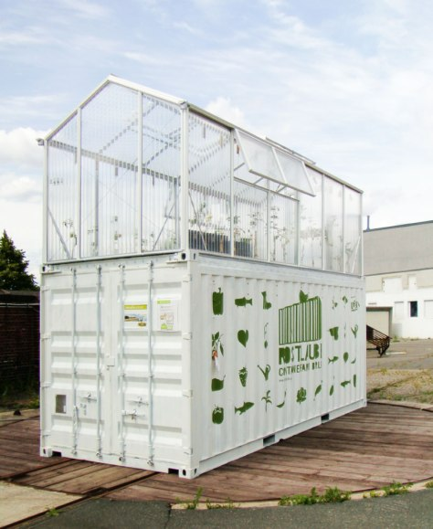 Urban Farm Unit 1