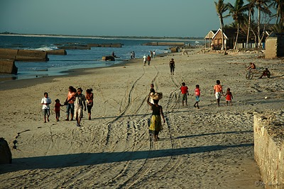 Morondava Beach Photo by Igor Laszlo