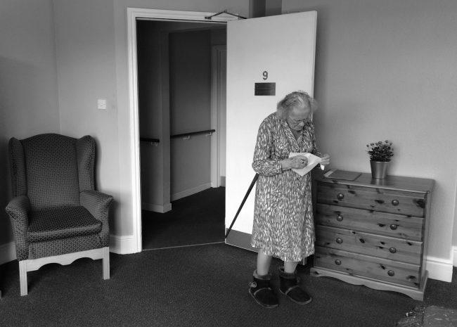Ofelia Podolski room 9