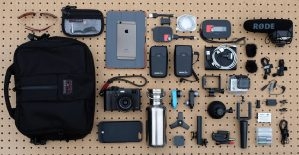 Documenting Events – Kit List
