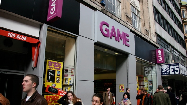 Sports Direct Buys 26% of Struggling Retailer Game Digital
