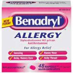 How much Benadryl can I give my dog?