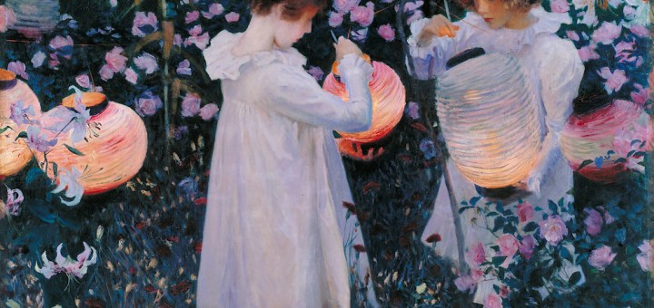 Carnation, Lily, Lily, Rose by John Singer Sargent,