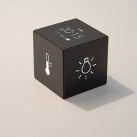 Cube Controls Home Technology with Simple Connected Design
