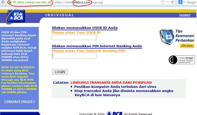 Waspadai Penipuan Bermodus Phishing