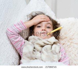 anak demam berobat ke dokter spesialis anak