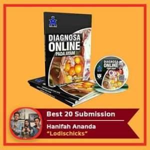 diagnosa online ayam oleh dokter hewan