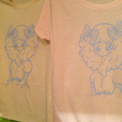 シルクスクリーンTシャツ