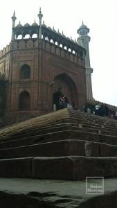 Masjid Old Delhi
