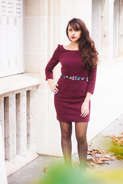 Comment porter la robe fourreau - Mad Woman Blog ...