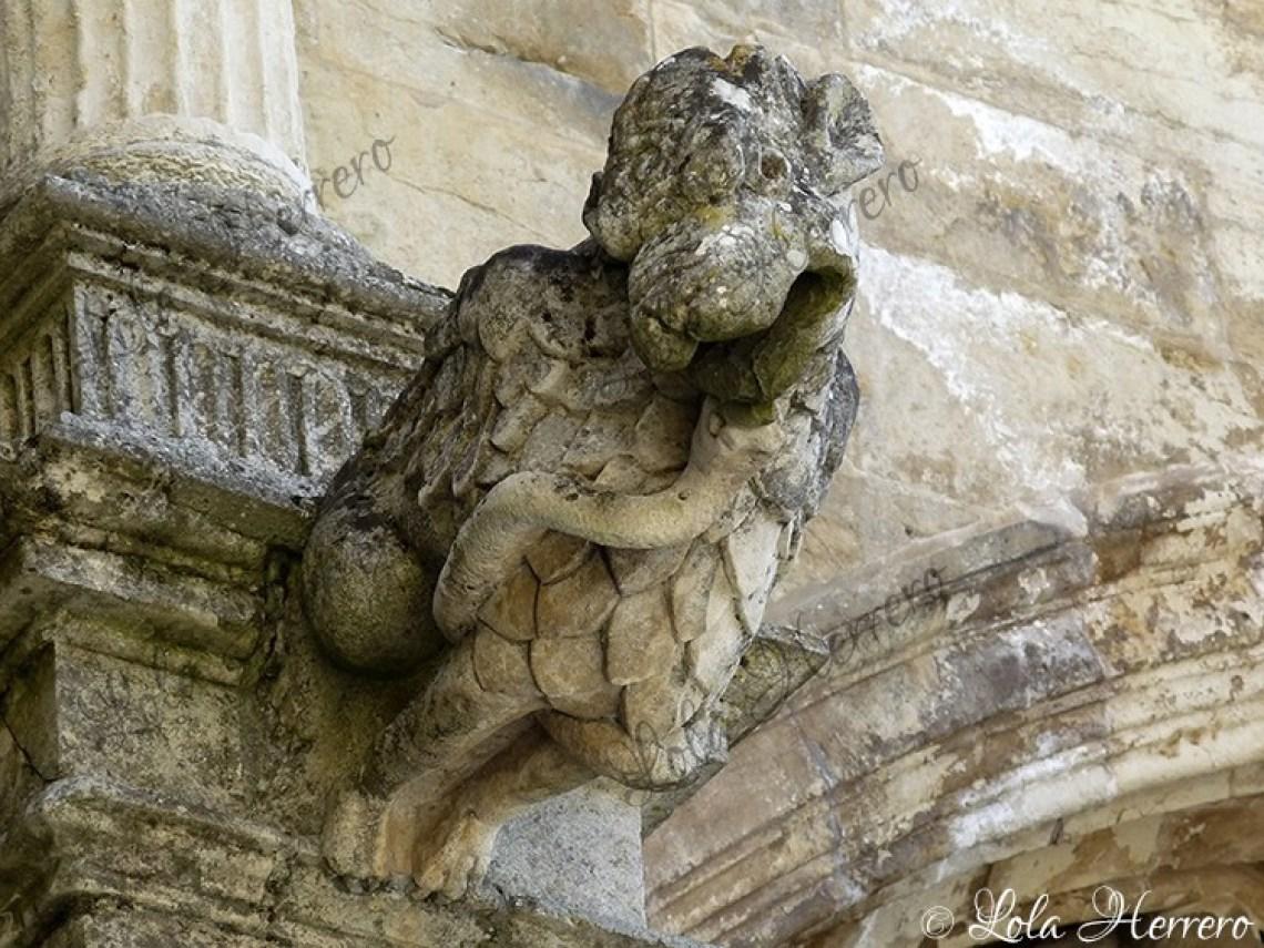 Gárgola Catedral León (371)