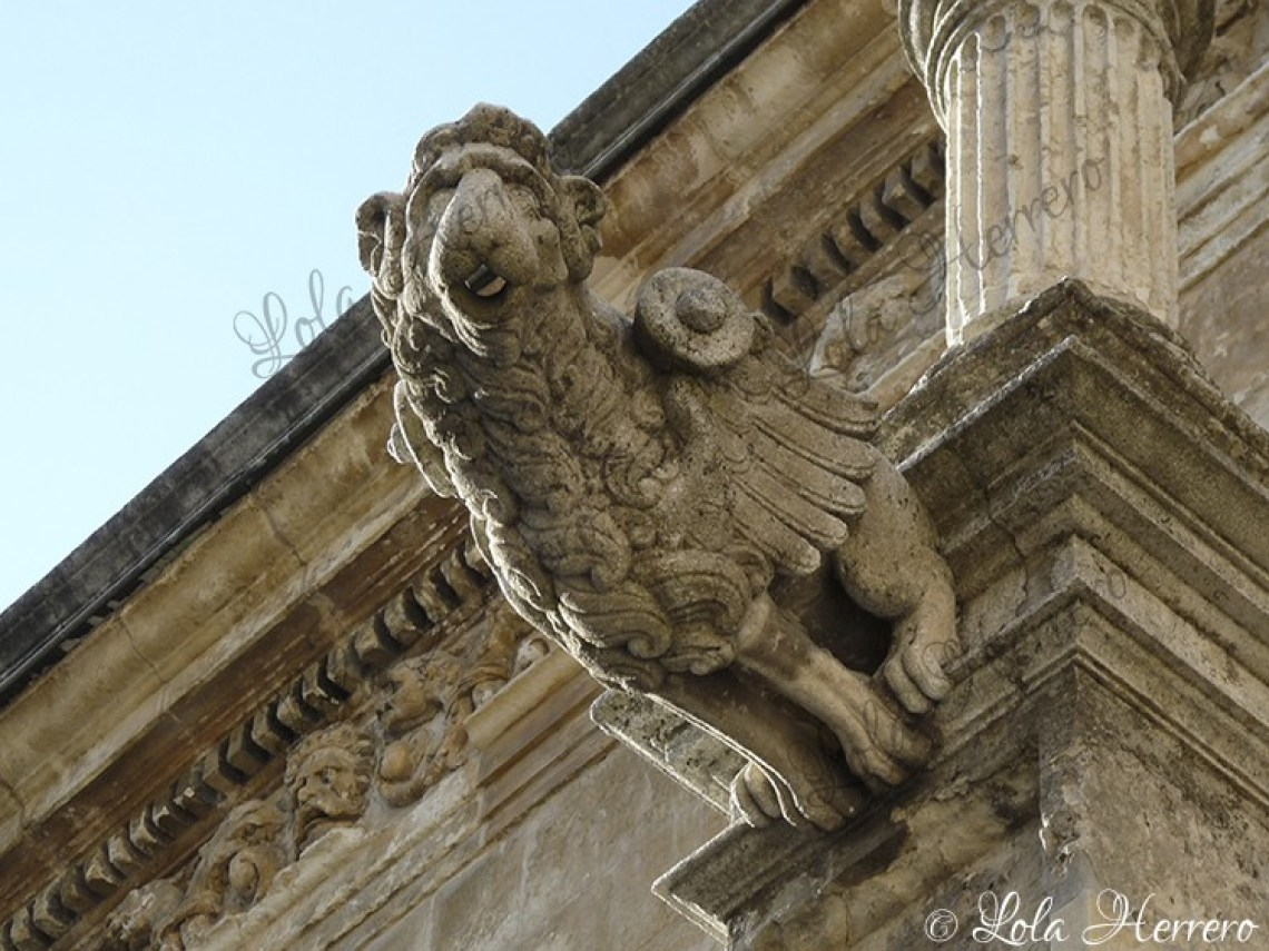 Gárgola Catedral León (444)